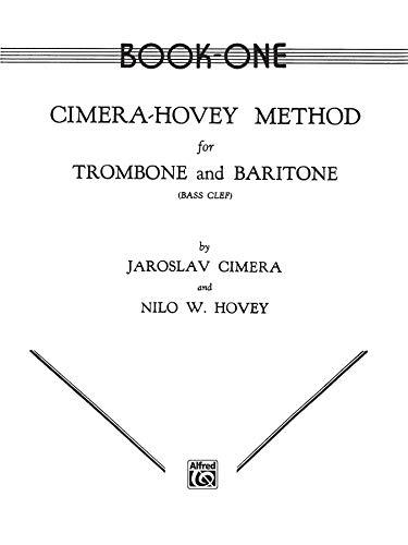 9780769226019: Cimera - Hovey Method for Trombone and Baritone, Bk 1