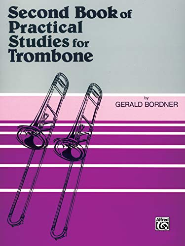 9780769226590: Second Book of Practical Studies for Trombone