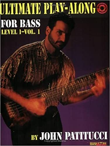9780769226606: Ultimate Play-Along for Bass, Vol 1: Level 1 (Book & CD)