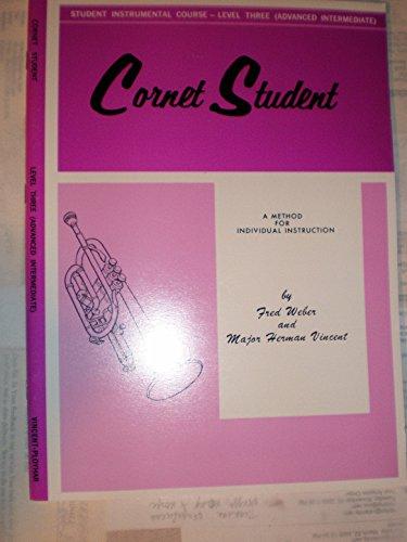 9780769228112: STUDENT INSTRUMENTAL COURSE - LEVEL THREE (ADVANCED INTERMEDIATE)