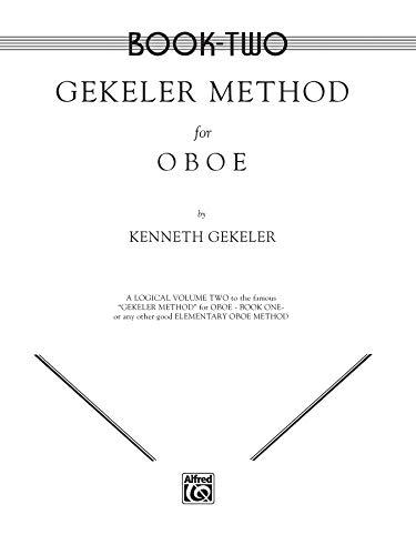 9780769228686: Gekeler Method for Oboe, Bk 2