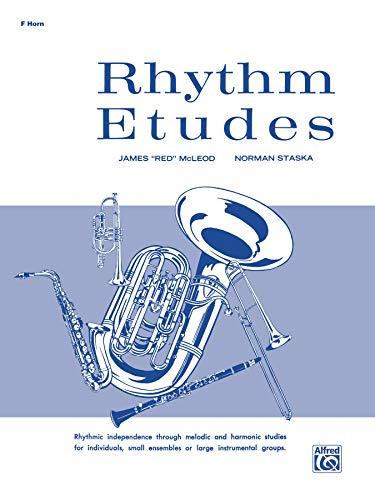 "Rhythm Etudes (0769228828) by McLeod; James """"Red""""; Staska; Norman"