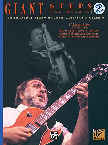 9780769229942: Giant Steps: An in-Depth Study of John Coltrane'S Classic Guitare+CD