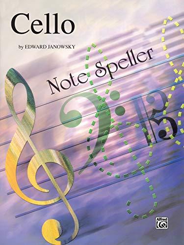 9780769231471: Cello Note Speller