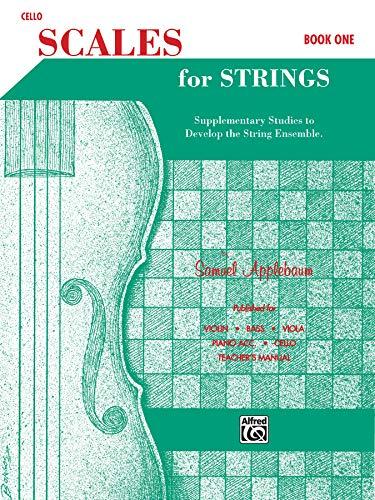 Scales for Strings: Applebaum, Samuel