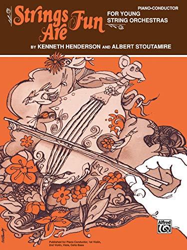 9780769232775: Strings Are Fun, Level 1: Piano/Conductor