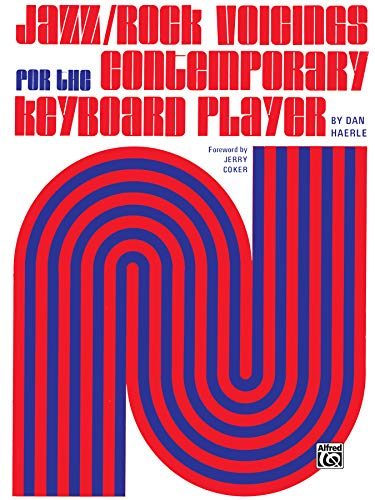 9780769233253: Jazz/Rock Voicings for the Contemporary Keyboard Player