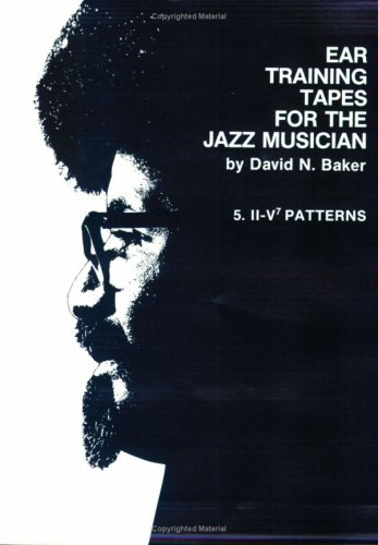 9780769233482: Ear Training Tapes for the Jazz Musician: No. 5 -- Patterns (Book & Cassette)