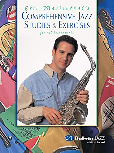 9780769233550: Comprehensive Jazz Studies & Exercises for All Instruments