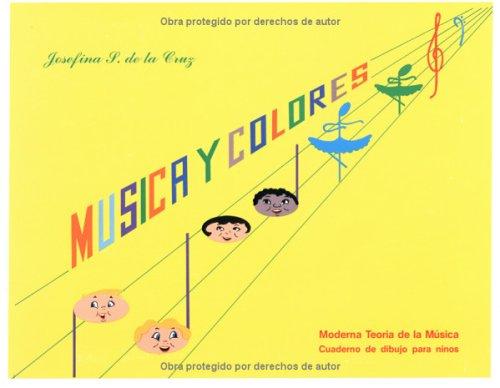 9780769233895: Moderna Teoría de la Música: Música y Colores (Spanish Language Edition) (Moderna Teoria De La Musica) (Spanish Edition)