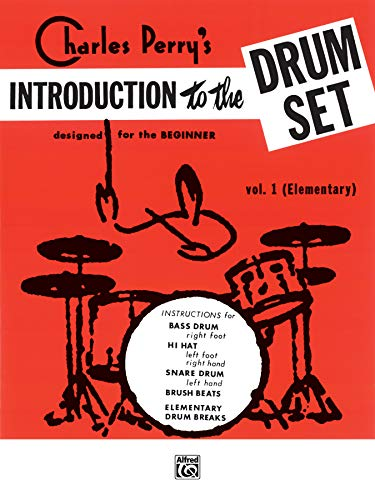 9780769234731: Introduction to the Drum Set Book 1