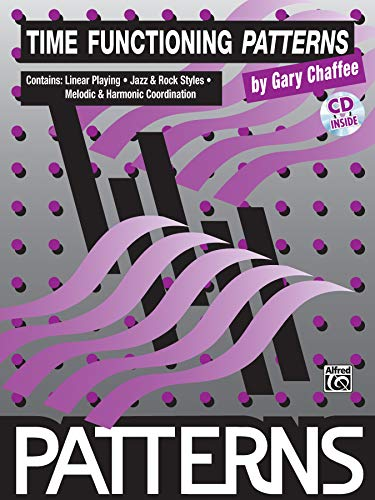 9780769234779: Time Functioning Patterns: Book & CD