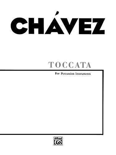 9780769235035: Toccata: For 6 Players (Percussion Ensemble Series)