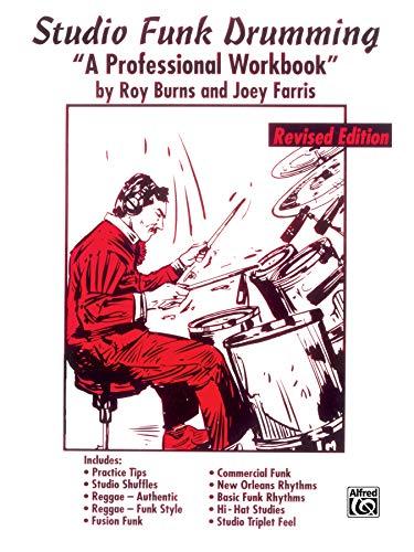 9780769235127: Studio Funk Drumming: A Professional Workbook