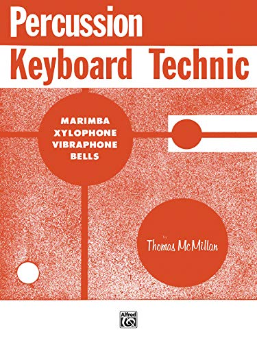9780769235172: Percussion Keyboard Technic