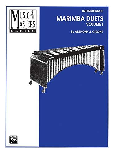 9780769235332: Marimba Duets/vol 1/musicmast