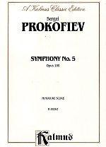 Symphony No. 5, Op. 100: Miniature Score (Miniature Score) (Kalmus Edition) (0769235603) by [???]
