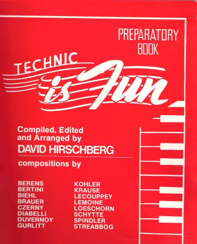 9780769235851: Technic Is Fun / Preparatory Book