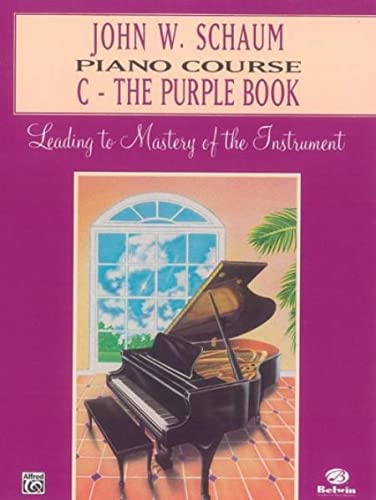C - The Purple Book: John W. Schaum
