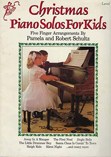 9780769236391: Piano Solos for Kids: Christmas