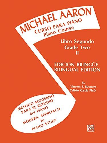 9780769237114: Michael Aaron Piano Course (Curso Para Piano), Bk 2: Spanish, English Language Edition