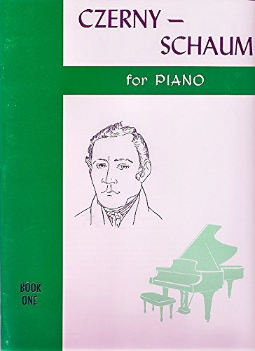 9780769237176: Czerny-Schaum for Piano / Book 1