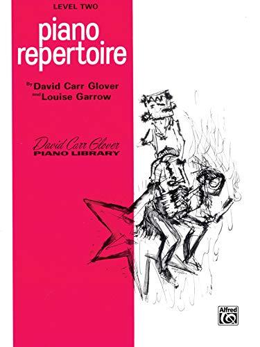9780769237473: Piano Repertoire: Level 2 (David Carr Glover Piano Library)