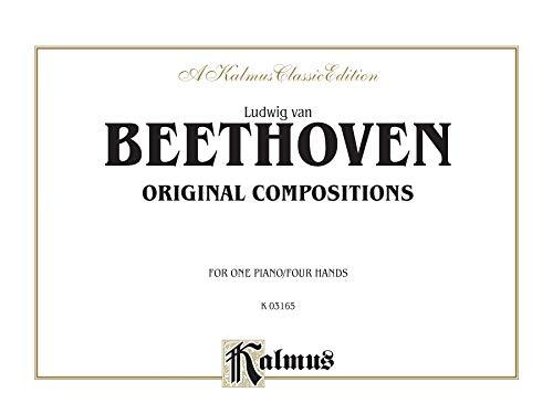 9780769240398: Original Compositions for Four Hands (Kalmus Edition)