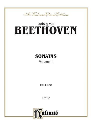 9780769240435: Sonatas (Urtext), Vol 2 (Kalmus Edition)