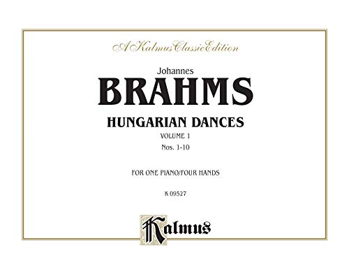 9780769240510: Hungarian Dances, Volume I (Collection)