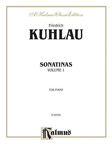 9780769240657: Sonatinas, Vol 1 (Kalmus Edition)