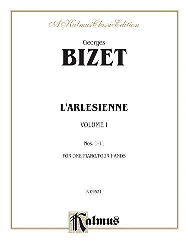 9780769240923: L'Arlesienne, Suites 1 & 2 (Kalmus Edition)