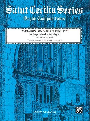 9780769241975: Variations on Adeste Fidelis