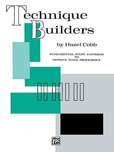 Technique Builders: Hazel Cobb