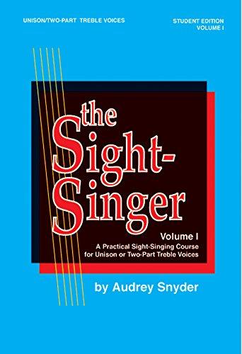 Sight Singer Package: Snyder, Audrey