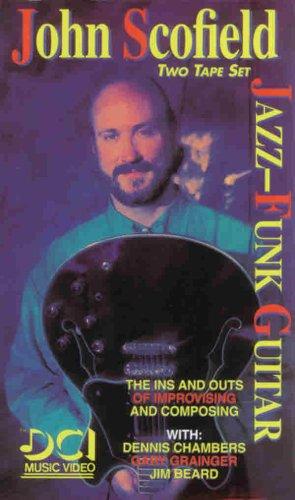 9780769247656: Jazz-Funk Guitar (2 Videos)