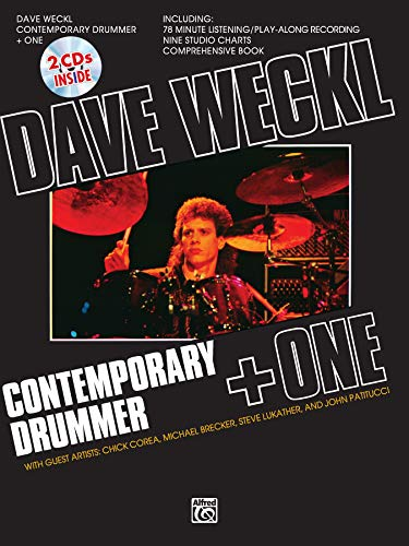 9780769247939: Contemporary Drummer + One (Manhattan Music Publications)