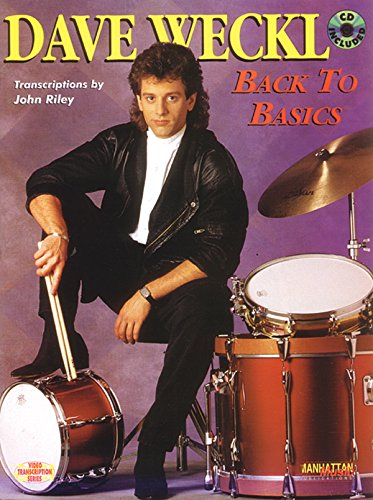 9780769247991: Back to Basics: An Encyclopedia of Drumming Techniques (Book & CD) (Manhattan Music Publications - Video Transcription Series)