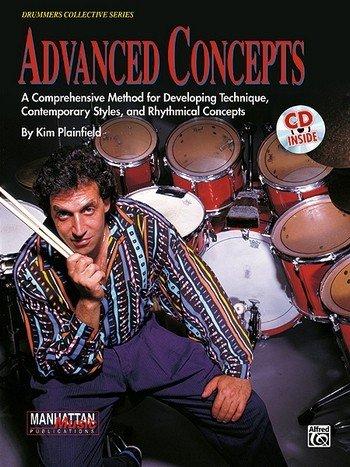 Advanced Concepts (+CD) : Methodfor developing technique: Kim Plainfield