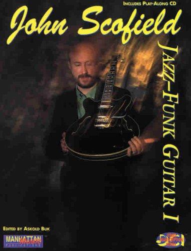 9780769248080: Jazz-funk Guitar I