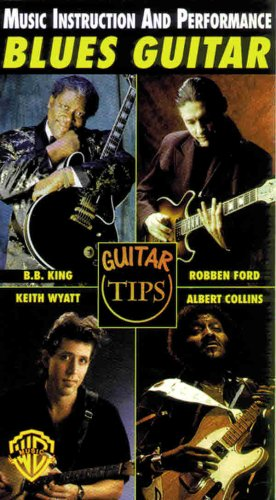 9780769248110: Blues Guitar: Music Instruction and Performance (Guitar Tips)