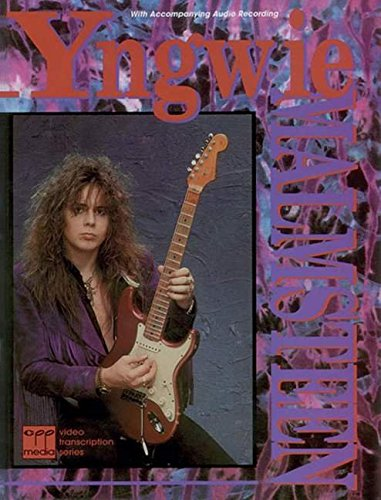9780769249148: Yngwie Malmsteen: Book & CD