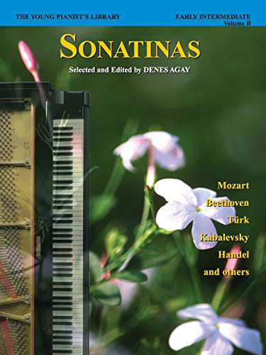 9780769250595: The Young Pianist's Library, Bk 2B: Sonatinas for Piano