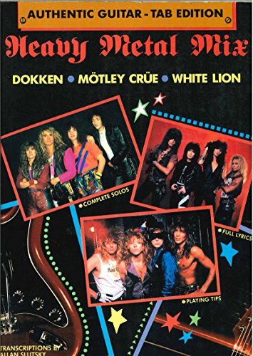 9780769250663: Heavy Metal Mix (Off the Record Drum Editions)