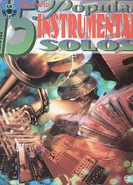 9780769256009: The New 15 Popular Instrumental Solos: Alto Sax (Book & CD)