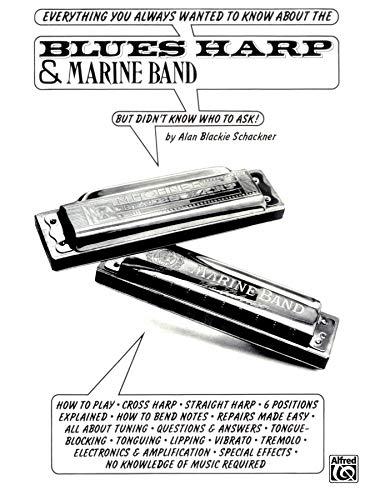 "Blues Harp and Marine Band: Schackner, Alan ""Blackie"""