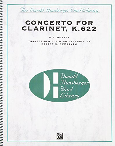 Concerto for Clarinet: Conductor s Score (Paperback): Wolfgang Amadeus Mozart