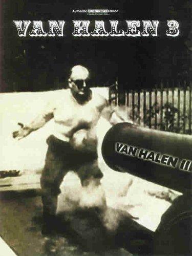 9780769259086: Van Halen 3: Authentic Guitar-Tab Edition