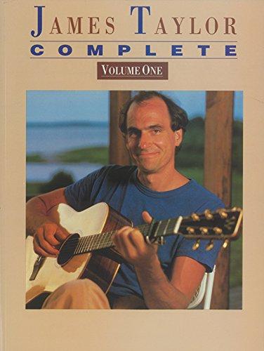 9780769259871: James Taylor Complete, Volume One