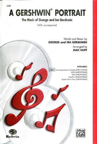 9780769259901: A Gershwin Portrait! the Music of George and Ira Gershwin